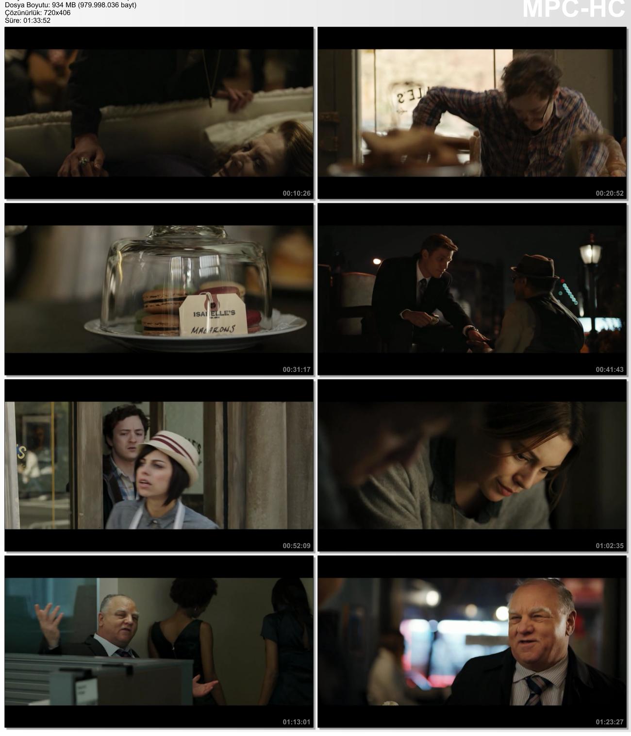 Bir Dilim Aşk – My Bakery in Brooklyn 2016 HDRip XviD Türkçe Dublaj - Tek Link Film indir Tek Link  indir