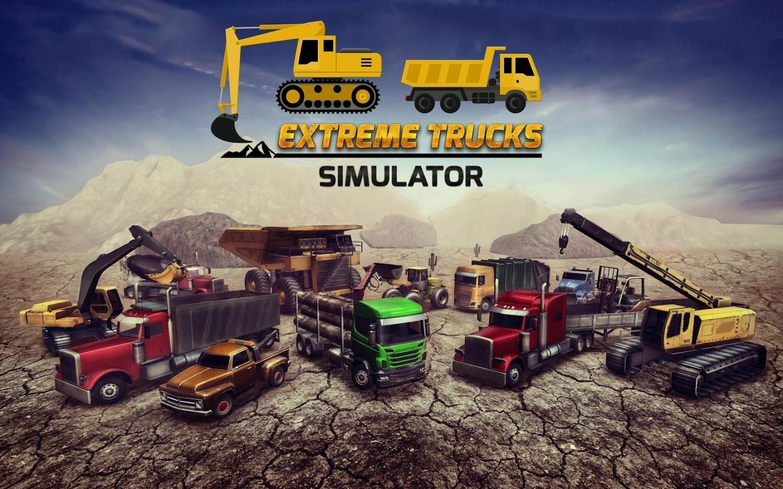 Extreme Trucks Simulator APK