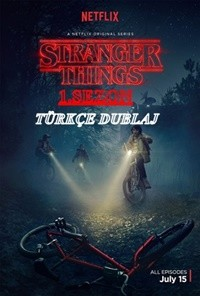 Stranger Things – 1.Sezon  HD 720p – 1080p DUAL TR-ENG – Tek Link