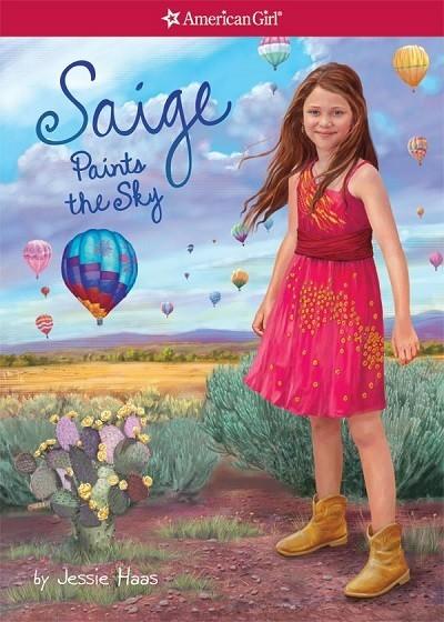 Saige Paints the Sky - Bir Amerikalı Kız (2013) DVDRip Türkçe indir