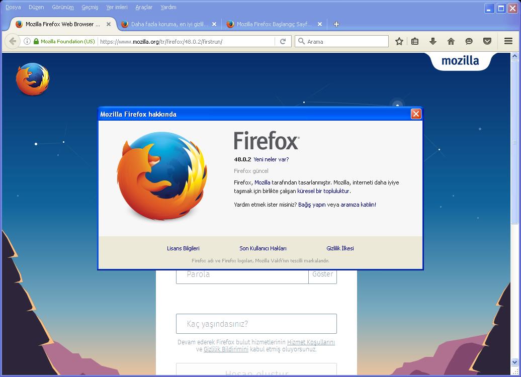 download mozilla firefox 48.0.2 for windows 7 64 bit