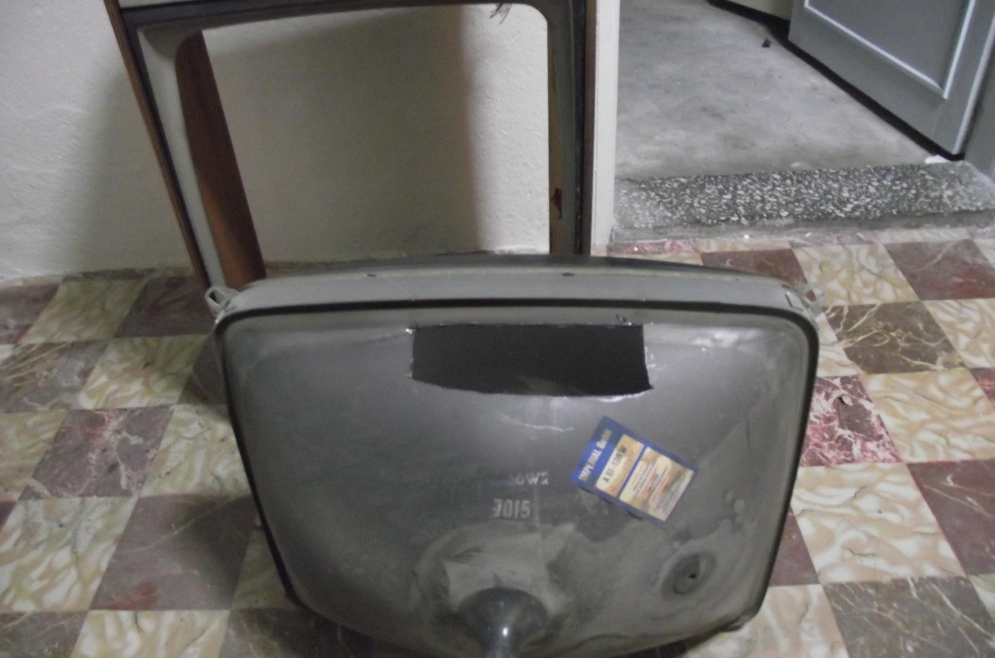 MlvbXk - TV'den akvaryum