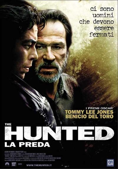 Başkaldırış - The Hunted (2003) türkçe dublaj full film indir