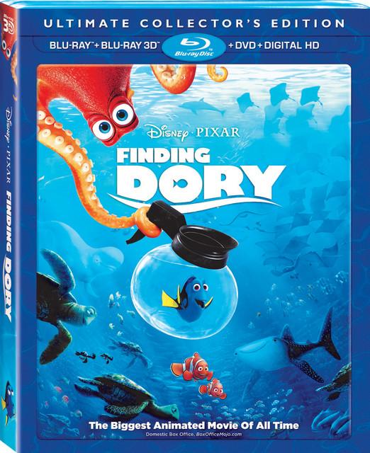 Kayıp Balık Dori - Finding Dory 2016 m3D HALF-SBS DUAL TR-ENG Türkçe Dublaj - Tek Link Film indir