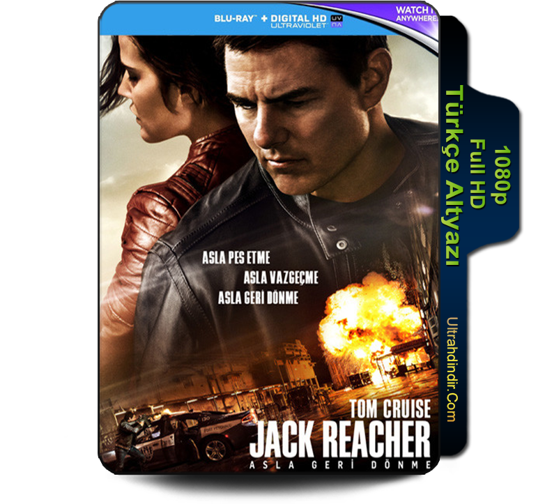 Jack reacher bluray hd film indir