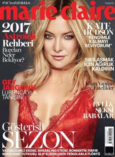 Marie Claire Aralık 2016