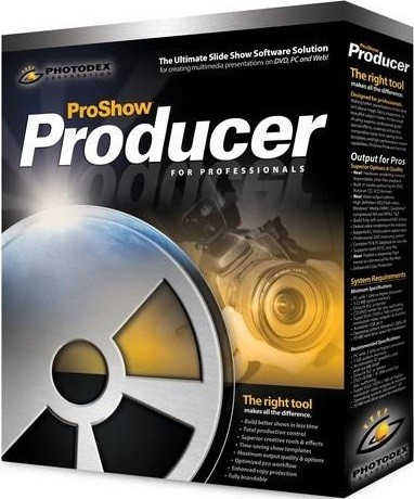 Photodex ProShow Producer 9.0.3771 | Katılımsız