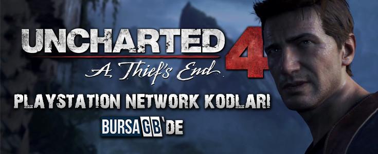 Uncharted 4 Ön Siparişte