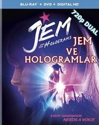 Jem ve Hologramlar – Jem and the Holograms 2015 BluRay 720p x264 DUAL TR-EN – Tek Link