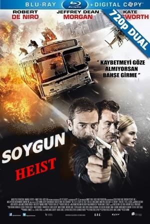 Soygun - Heist | 2015 | BluRay 720p x264 | DuaL TR-EN