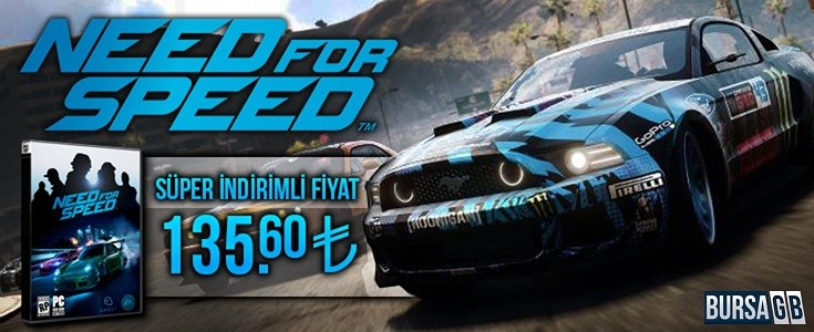 Haftanin Süper Need For Speed Indirimi
