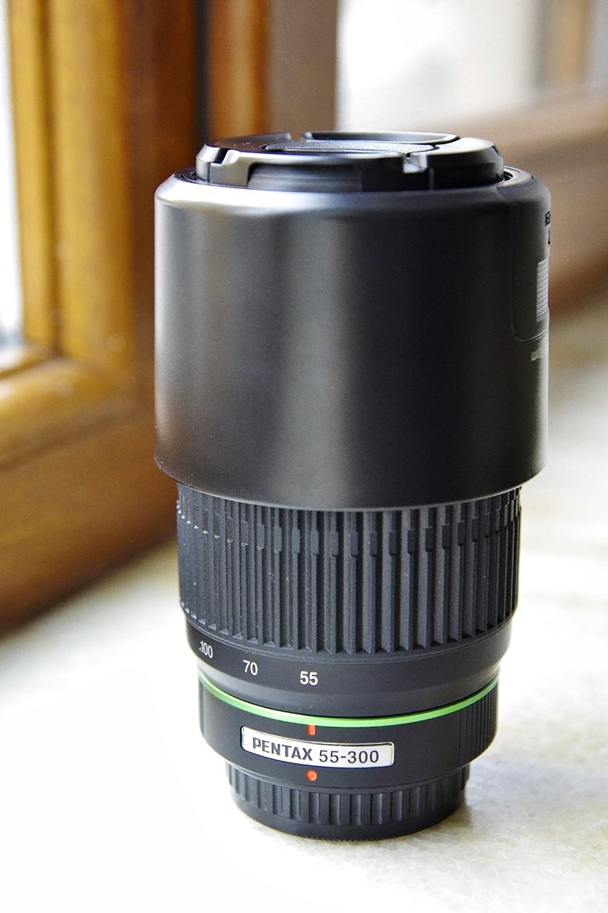 PENTAX 55-300mm DA METAL BAYONET