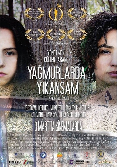 Yağmurlarda Yıkansam 2017 Yerli Film HDTV 720p indir