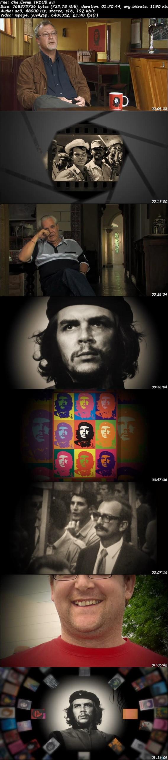 Che - Evrim - Chevolution  (2008) DVDRip XviD Türkçe Dublaj - Tek Link