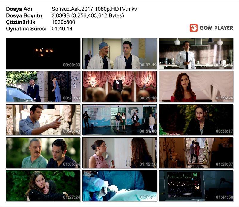Sonsuz Aşk 2017 (Yerli Film) 1080p HDTV