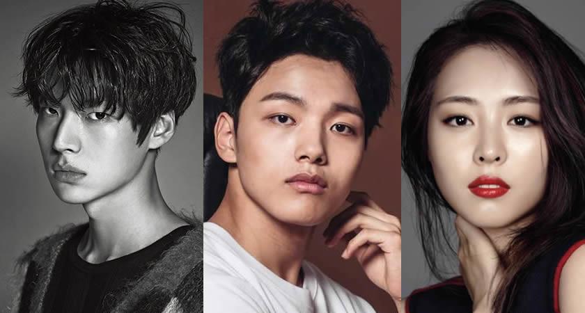 """Ahn Jae-Hyeon """"Reunited Worlds"""" Dizisinde Rol Alacak"""