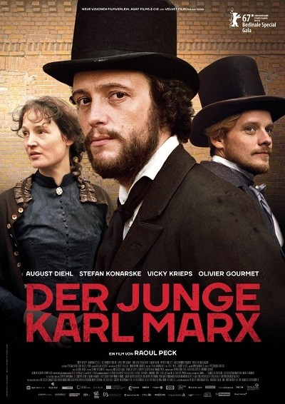 Genç Karl Marx 2017 WEBRip XviD Türkçe Dublaj indir