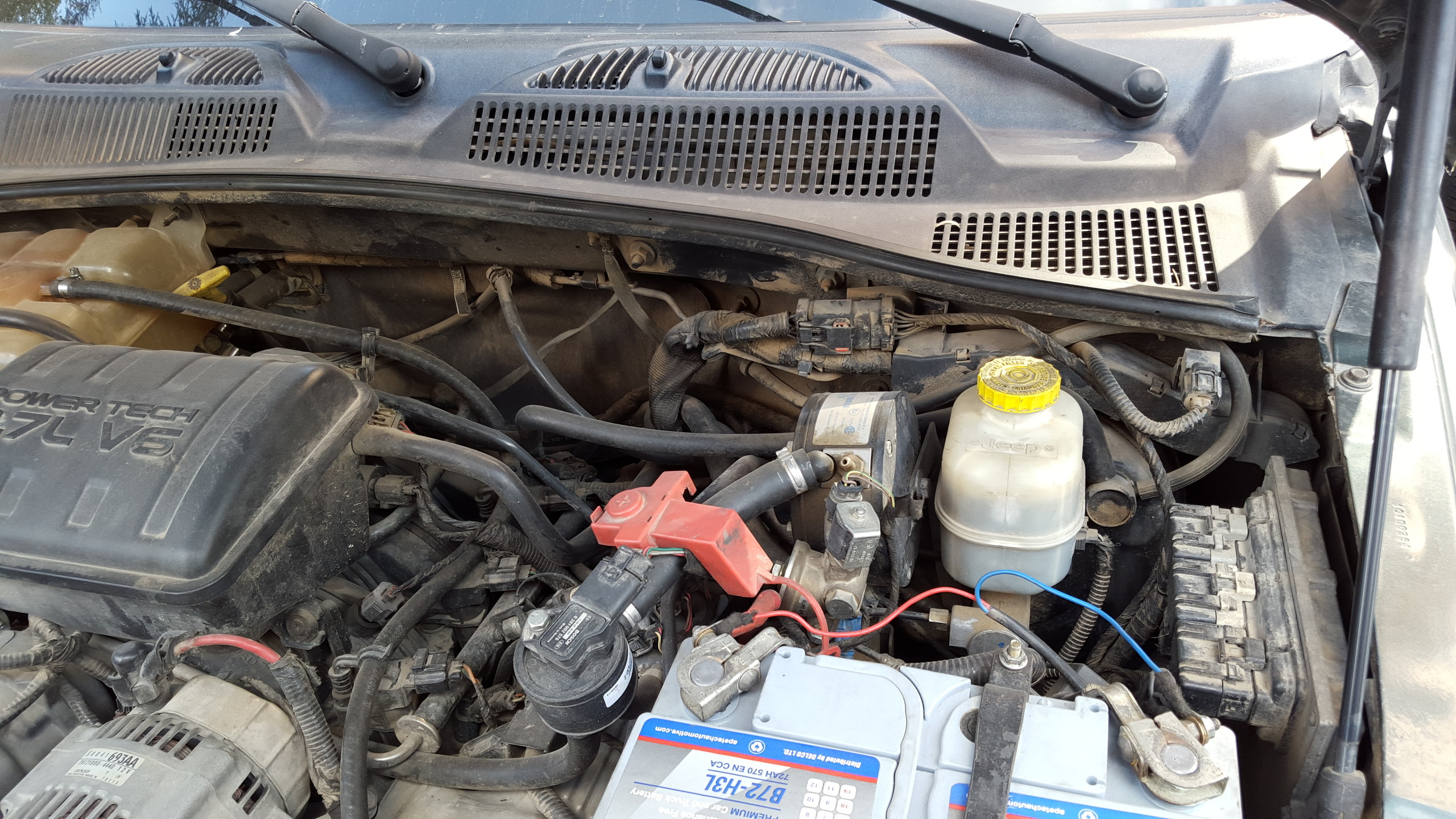 2006 Jeep Liberty Hose Diagram Wiring Libraries Cruise Control A C And Vacuum Hoses Forum Jeepkj