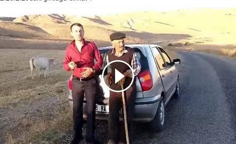 Çiçekdağı Hacı Duraklı köyünden ibrahim amca'dan güzel bir türkü