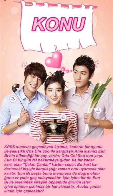 Flower Boy Ramyun Shop / 2011 / Güney Kore / Online Dizi İzle