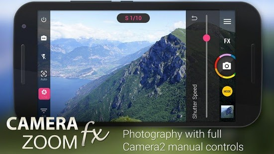 Camera ZOOM FX Premium v6.2.9 Android Full İndir