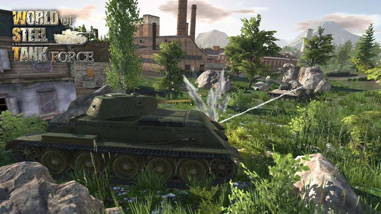 World Of Steel : Tank Force Apk