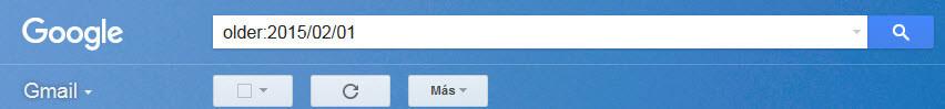 gmail comand