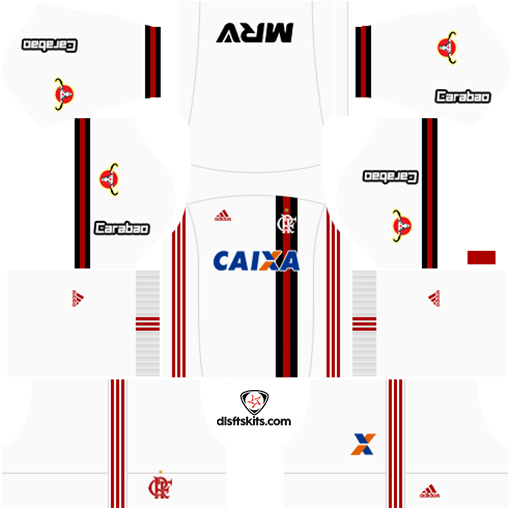 acab6252be 2017-2018 CR Flamengo Kits and Logo - DLS 17 16 - FTS - dlsftskit ...