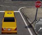 Taksi Görevi Oyunu