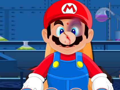 Mario Tedavi Oyunu