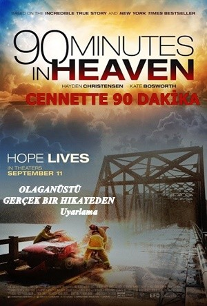 Cennette 90 Dakika - 90 Minutes in Heaven | 2015 | BRRip XviD | Türkçe Dublaj - Teklink indir