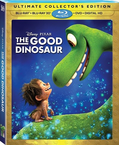 İyi Bir Dinozor 3D - The Good Dinosaur 3D 2015 ( BluRay Half-SBS 1080p ) DuaL TR-ENG - Tek Link