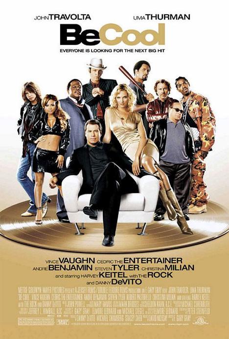Sakin Ol - Be Cool (2005) - türkçe dublaj film indir