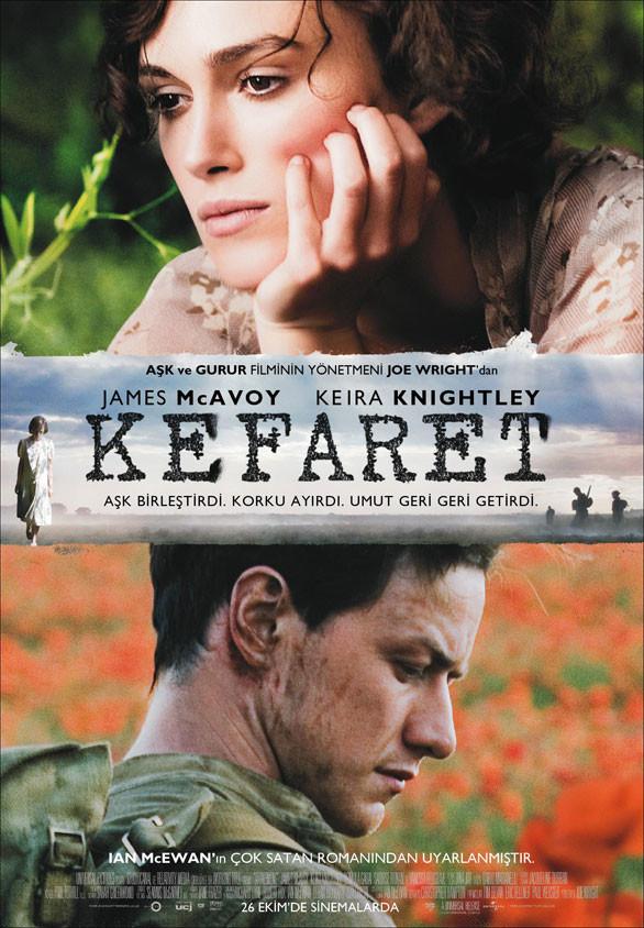 Kefaret - Atonement (2007) - türkçe dublaj film indir