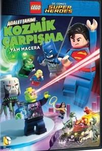Lego: DC – Kozmik Çarpışma 2016 BRRip XviD Türkçe Dublaj – Tek Link