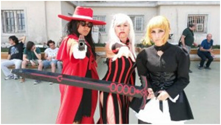 cosplay kostüm örnekleri