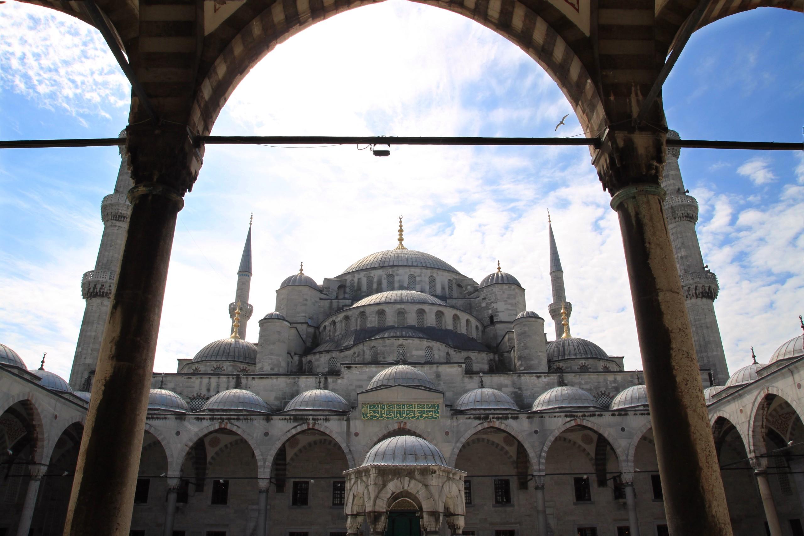 Pırlantadan Kubbeler #5: Sultanahmed - NE8dyX - Pırlantadan Kubbeler #5: Sultanahmed