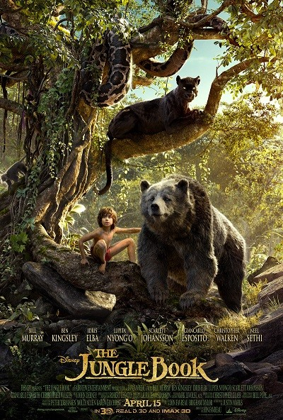 Orman Çocuğu | The Jungle Book | 2016 | BRRip XviD | Türkçe Dublaj