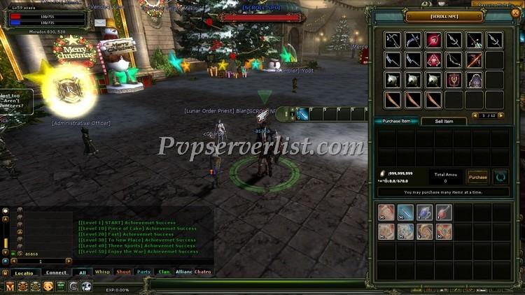 SonAndream59 – Pk Server