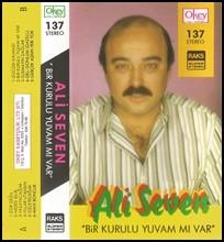 Ali Seven Bir Kurulu Yuvam mı Var  Albümü