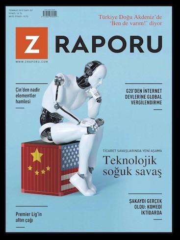 Z Raporu Temmuz 2019 Pdf E-kitap indir E-Dergi indir