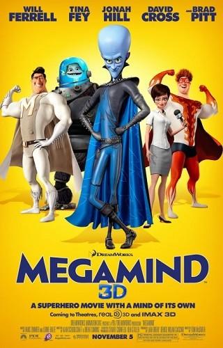 Megamind | Megazeka | 2010 | Türkçe Altyazı
