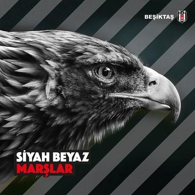 Çeşitli Sanatçılar Siyah Beyaz Marşlar 2017 full albüm indir