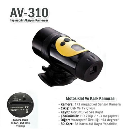 AV-D110 araç kamerası