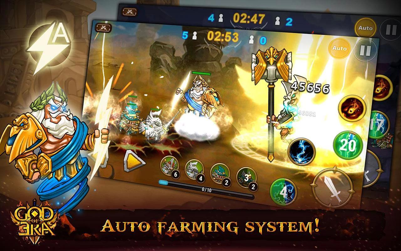 God of Era: Heroes War (GoE) Apk