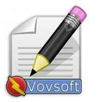 VovSoft Text Edit Plus Full İndir