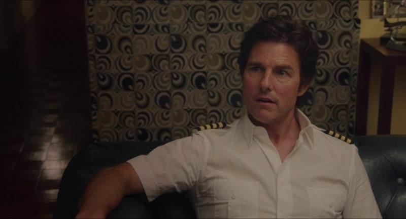 Barry Seal: Kaçakçı 2017 Filmi