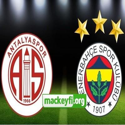 Süper Lig Antalyaspor - Fenerbahçe (26.11.2017) HDTV 1080p  - okaann27