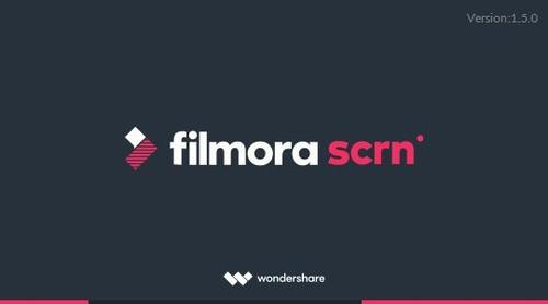 Wondershare Filmora Scrn 1.5.0 (x64) Multilingual Full İndir