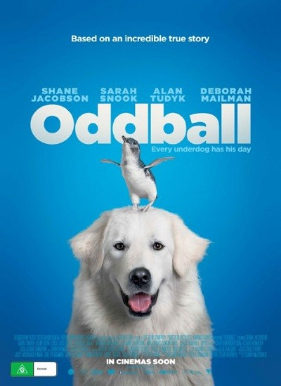 Cesur Köpek – Oddball 2015 HDRip XviD Türkçe Dublaj – Tek Link